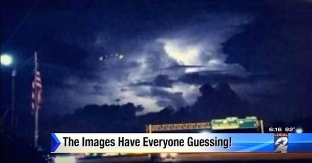 Are We Alone In The Universe? These Photos And Videos Have People Wondering
